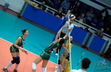 «Химик» и «Орбита» без проблем выиграли свои матчи волейбол, женщины, суперлига, украина