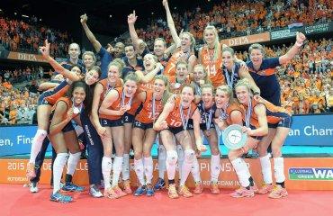 Главный тренер сборной Нидерландов Джованни Гуидетти назвал 14 игроков, которые примут участие в олимпийском квалификационном турнире Голландия