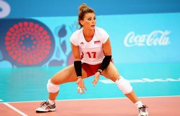 Сковроньска-Долата объявила о завершении карьеры в сборной Польши Сковроньска-Долата