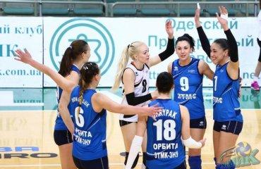 «Орбита» - серебряный призер чемпионата Украины волейбол, женщины, суперлига, украина