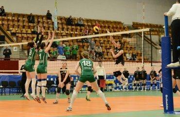 «Северодончанка» завоевала бронзу чемпионата Украины волейбол, женщины, суперлига, украина