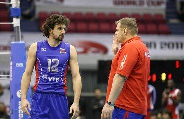 Александр Бутько пропустит Мировую лигу-2016 из-за травмы волейбол, мужчины, сборная, россия