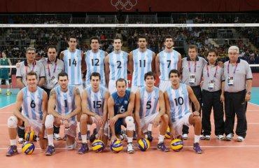 Состав сборной Аргентины на Мировую лигу волейбол, мужчины, сборная