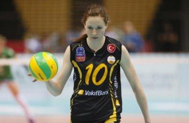 Лоннеке Слёйтьес на два года продлила контракт с «Вакифбанком» Лоннеке Слёйтьес