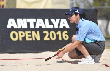Украинцы не смогли пробиться в основную сетку на Antalya Open-2016 пляжный волейбол, женщины, мужчины, анталья, украина