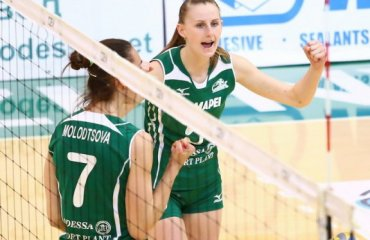 Екатерина Сильченкова: «Я счастлива, что наконец-то стала чемпионкой страны» волейбол, женщины, суперлига, украина