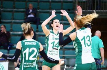 Татьяна Козлова: «Нам очень тяжело далось чемпионство» волейбол, женщины, суперлига, украина