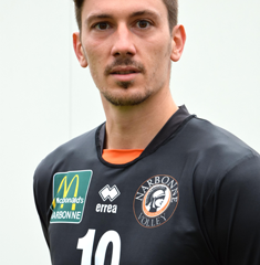 Деян Винчич может стать новым связующим «Белогорья» волейбол, мужчины