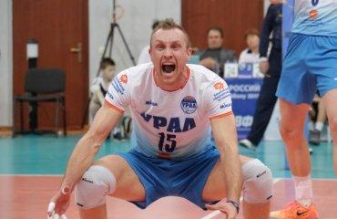 Андрей Куцмус продолжит карьеру в Уфе волейбол, мужчины, суперлига, россия