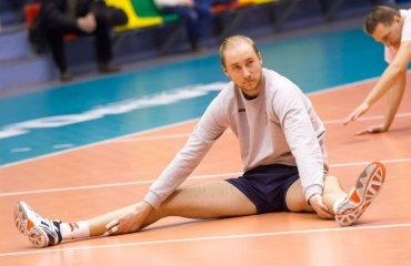 Александр Кривец пополнил состав «Енисея» волейбол, мужчины, суперлига, россия