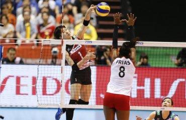 Женская сборная Японии разгромила перуанок в олимпийской квалификации волейбол, женщины, олимпиада