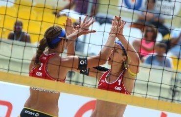 Трансляция финальных матчей Antalya Open-2016 пляжный волейбол