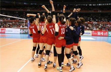 Кореянки уверенно победили сборную Нидерландов в олимпийской квалификации Корея, Нидерланды