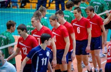 Суперліга (чоловіки). Серія за 3-тє місце. Шанси на бронзу вирівнялися волейбол, мужчины, суперлига, украина