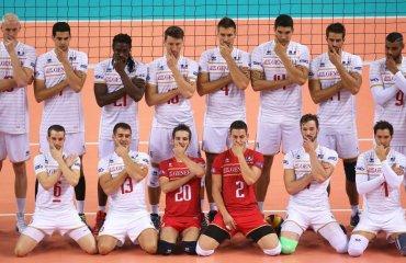 Заявка сборной Франции на олимпийскую квалификацию Франция
