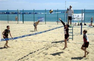 Пляжний волейбол. Чемпіонат України серед юнаків та дівчат до 16 років пляжный волейбол, украина