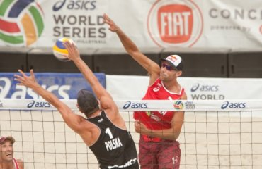 FIVB World Tour. Cincinnati Open. 17-21 мая пляжный волейбол