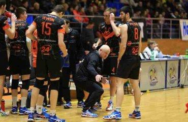 «Кажани» в Харкові: перемогти не можна програти волейбол, мужчины, суперлига, украина