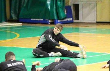 Дмитро Сухiнiн: «Навіть програш має бути гідним!» волейбол, мужчины, суперлига, украина