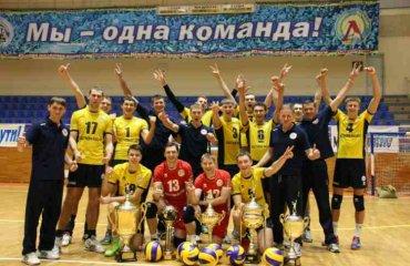 Харьковский «Локомотив» — чемпион Украины! волейбол, мужчины, суперлига, украина