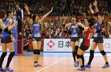 Определились олимпийские команды в Японии волейбол, женщины, олимпиада