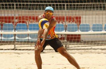 Украинцы на Moscow Grand Slam-2016 пляжный волейбол, мужчины, москва
