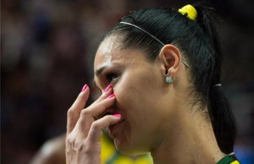 Бразилия на Олимпиаде может остаться без Жаклин Жаклин