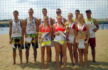 В Запоріжжі були розіграні перші чемпіонські звання Чемпіонат України U-20 в сезоні 2016 року