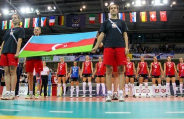 Сборная Азербайджана назвала состав на матчи с Францией, Черногорией и Испанией сборная Азербайджана