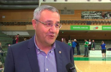 Нусрет АБЛЯМІТОВ: «Участь в Лізі чемпіонів стане великим кроком вперед і для «Хіміку», і для українського волейболу»