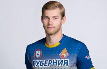 Московское «Динамо» подписало контракт с Остапенко Алексей Остапенко