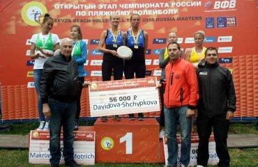 Українська пара Давідова/Щипкова перемогла на етапі EEVZA у Москві пляжный волейбол, мужчины, москва, женщины, результаты