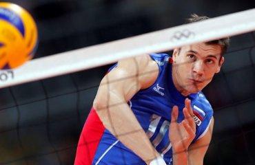 Бережко не выступит в Мировой лиге из-за травмы ахиллова сухожилия Юрий Бережко