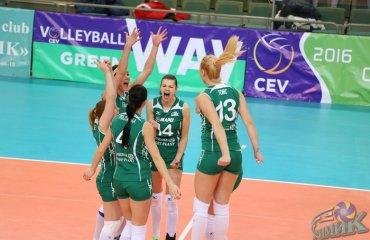 Сегодня «Химик» узнает соперника в Лиге чемпионов волейбол, женщины, украина, химик, лига чемпионов