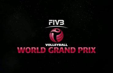 Трансляция Мирового Гран-При 2016 волейбол, женщины, мировой гран-при, сборная