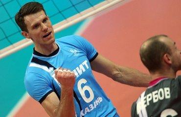 Сивожелез продлил контракт с «Зенитом» волейбол, мужчины, суперлига, россия