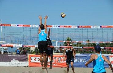 Украинские пары остались без медалей на Чемпионате Европы по пляжному волейболу U20 пляжный волейбол, мужчины, женщины, украина, турция, чемпионат европы, u20, резуьтаты
