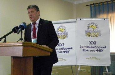 Михайло Мельник: «Я поставив для себе конкретну мету – привести український волейбол до 1 місця на міжнародному рівні» волейбол, мужчины, суперлига, украина, президент, фву, женщины, пляжный волейбол