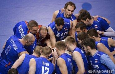 Стал известен состав сборной России на этап Мировой лиги в Польше Дивиш