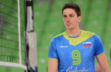 «Енисей» подписал контракт со связующим сборной Словении Деян Винчич