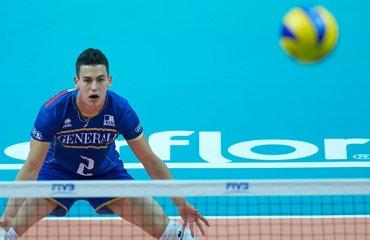 Женя Гребенников продлил контракт с «Любе Чивитанова» волейбол, мужчины, италия