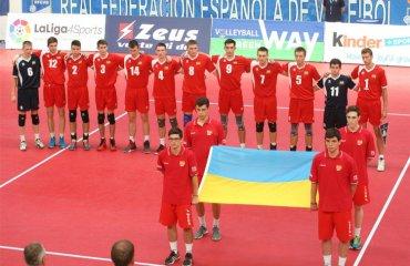 Чемпіонат Європи (U-20). Ми у фінальній частині волейбол, мужчины, сборная, чемпионат европы, u20