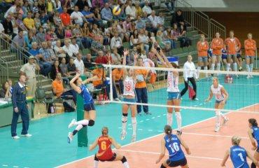 Южне прийме відбіркові матчі чемпіонату Європи волейбол, женщины, чемпионат европы, отбор