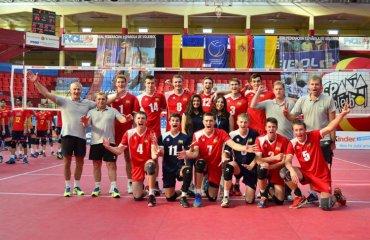 Чемпіонат Європи (U-20). Став відомий календар фінальної частини волейбол, мужчины, сборная, чемпионат европы, u20
