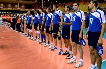 ФВУ профінансує підготовку чоловічої збірної до відбору на Євро волейбол, мужчины, украина, сборная