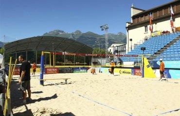 Украинские пары на CEV Beach Volleyball Satellite Vaduz пляжный волейбол, мужчины, женщины, результаты, анонс, вадуц