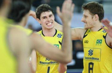 Бруно: «Не могу поверить, что Мурило попрощался со сборной Бразилии» волейбол, мужчины