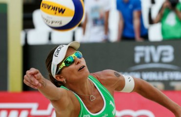 Звезды Рио – Ларисса Франка пляжный волейбол, женщины, рио, олимпиада