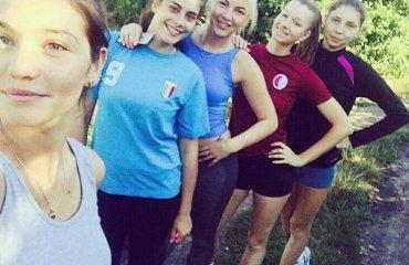 «Регiна-МЕГУ» розпочала пiдготовку до нового сезону (ВIДЕО) волейбол, женщины, суперлига, украина