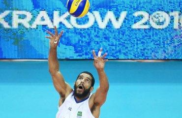 Звезды Рио — Уоллес де Соуза волейбол, мужчины, олимпиада, рио, бразилия